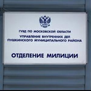 Отделения полиции Дальнегорска